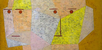 Two Heads by Paul Klee, 1932