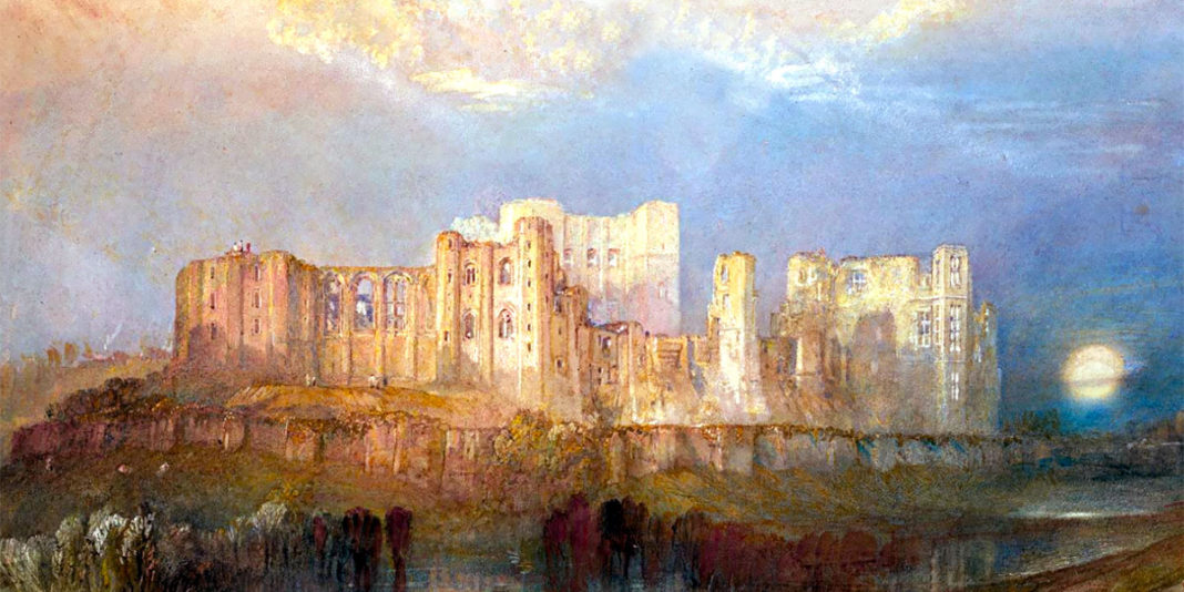 Kenilworth Castle, J.M.W. Turner