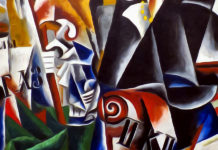 The Traveler. Lyubov Popova